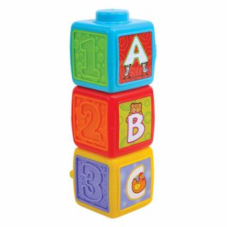 Kocke za slaganje ABC 0126651