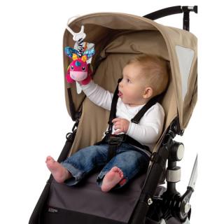 Igračke za bebe Playgro mrdalica jednorog 0183049