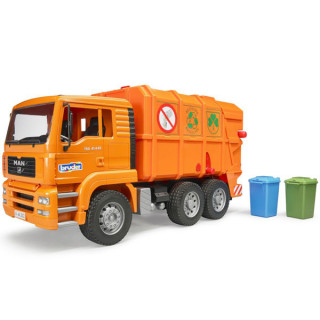 Kamion MAN đubretarac oranž 027605