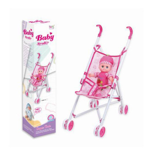 Kišobra kolica za lutke 100034