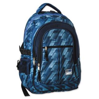 Ergonomski ranac Joma Blue Pattern, 100531