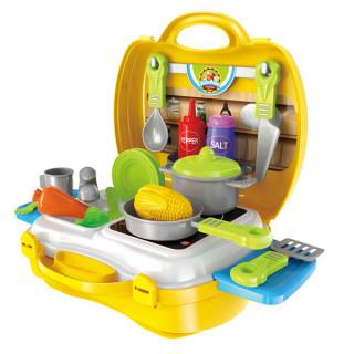 Set kuhinja u koferu, 101329
