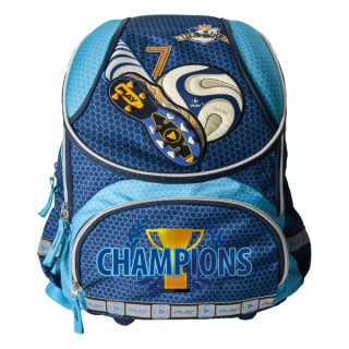 Anatomski ranac Blue Champions 160809