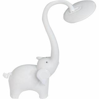 Led Stona lampa 6W Beli slon, 162011