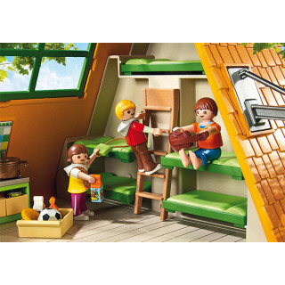 Playmobil Kućica za kampovanje  17777