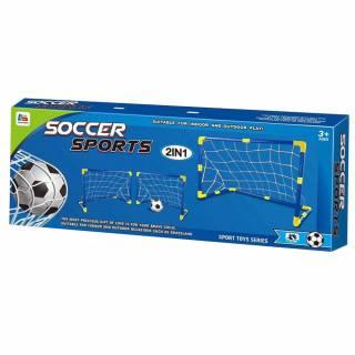 2U1 Fudbal Set 24675