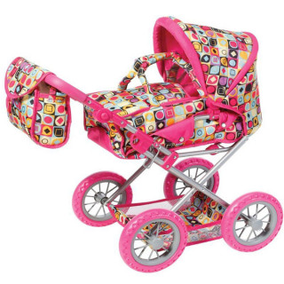 Kolica za lutke Knorr Toys Ruby Wild patterns 63198