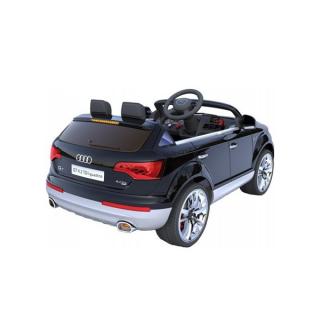 Audi Q7, model 213 ARIS, crni