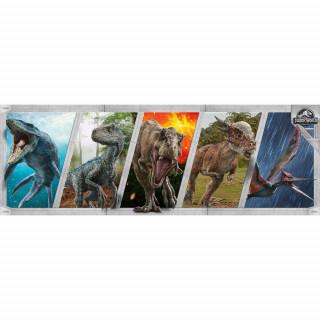 Clementoni puzzla Jurassic World 1000pcs 39471