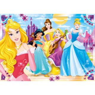 Puzzle 104 Maxi Disney Princess Clementoni, 23714