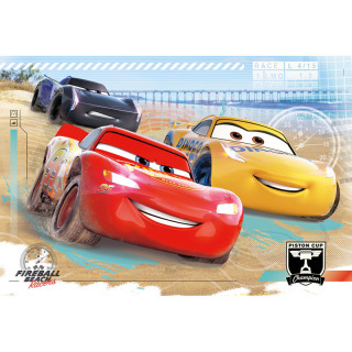 Puzzle 104 Maxi Cars Clementoni, 23727