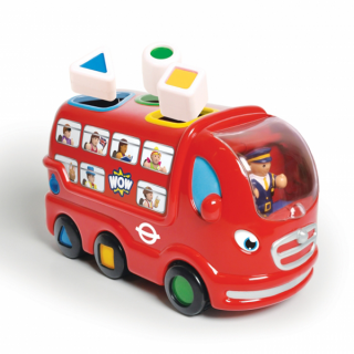 Igračka autobus Leo Wow, 250-10720