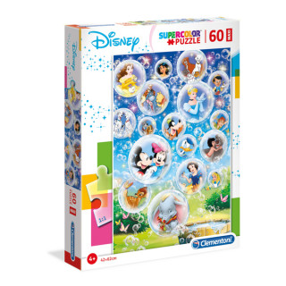 Puzzle 60  Maxi Standard Characters Clementoni, 26448