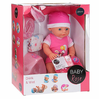 Lutka Baby Rose JohnToy 27548