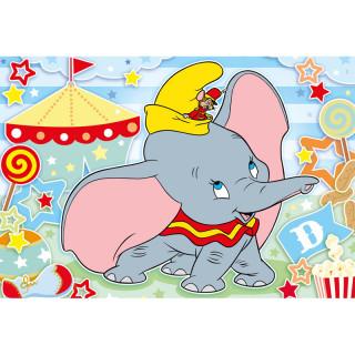 Puzzle 24  Maxi Dumbo Clementoni, 28501
