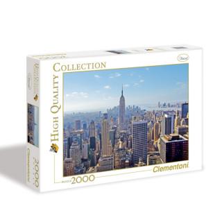 Puzzla New York 2000 delova Clementoni, 32544