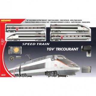Mehano Voz TGV Tricourant T110