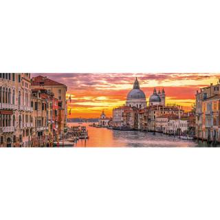 Clementoni puzzla Panorama The Grand Canal Venice 1000pcs, 39426
