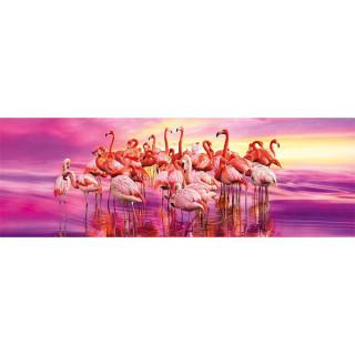 Clementoni puzzla Panorama Flamingo Dance 1000pcs 39427