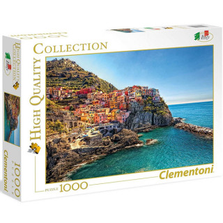 Puzzla Manarola 1000 delova Clementoni, 39452