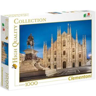 Puzzla Milan 1000 delova Clementoni, 39454