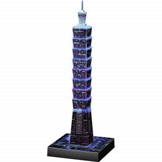 3D puzzle Finansijski centar Taipei RA11149