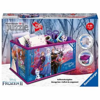 3D puzzle kutija za šminku Frozen RA12122