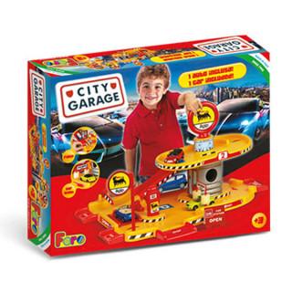 Garaža 2 nivoa + 1 auto 417010