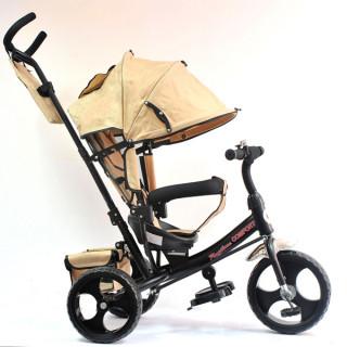 Tricikl Playtime,  model 417 COMFORT, BEŽ