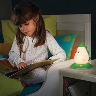 Philips stona lampa Drago green