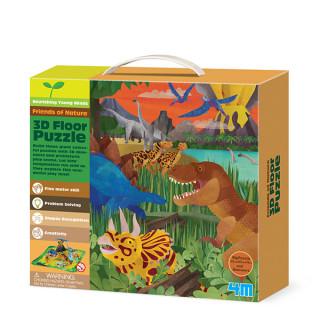 3D puzzle Donisaurus 4M04668