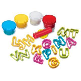 Plastelin Alfabet, 4M04714