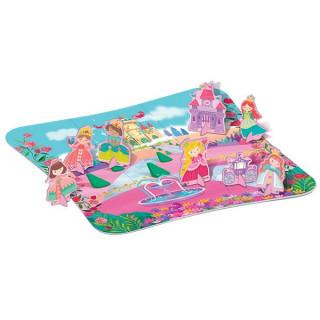 3D puzzle Princess 4M04718