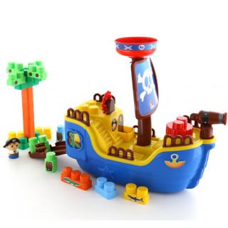 Piratski brod kocke set 62246