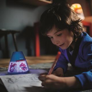 Philips stoni projektor - Spiderman dark blue