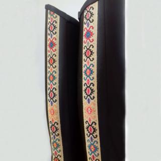 Gumene čizme - Maniera braon