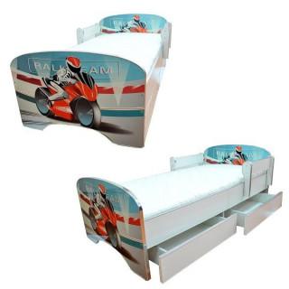 Krevet sa fiokom, Blue Motor model 803