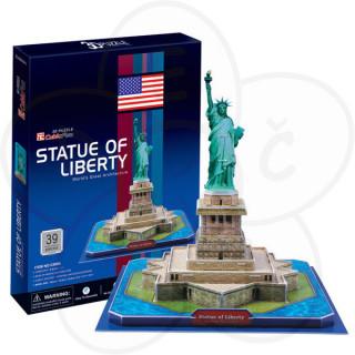 3D puzzle Kip slobode 58799