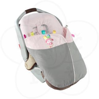 Ćebence za kolica Snuggle Stroll Carrier Blanket Pink  SKU60089