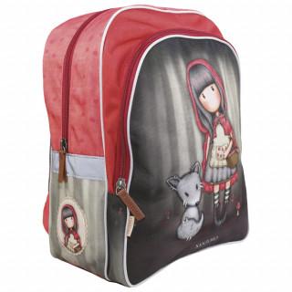 Gorjuss ranac đački pravougaoni Little Red Riding Hood G4193018