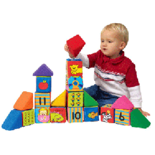 Igraj se i uči - kocke Ks Kids, KA10458