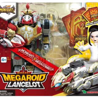 Megaroid Lancelot Monkart