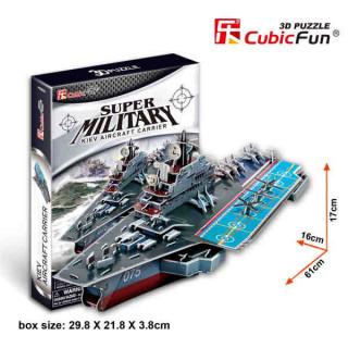 3D Puzzle Kiev Aircraft Carrier P186