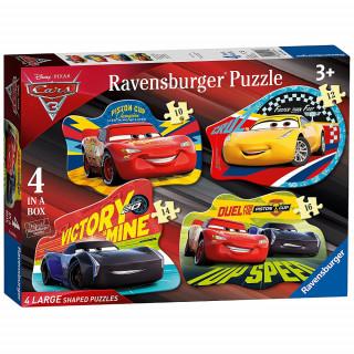 Ravensburger puzzle (slagalice)- Cars, RA06891