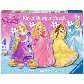Ravensburger puzzle (slagalice) - Diznijeve princeze, RA07398