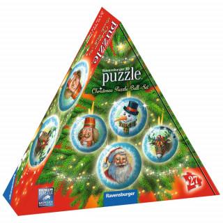Ravensburger 3D puzzle (slagalice) - Bozicna kugla, RA11678