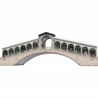 Ravensburger 3D puzzle (slagalice) - Rialto most , RA12518