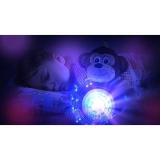 Noćno svetlo Zvezdani ljubimci (Starlight pets) – Medvedić TS12852