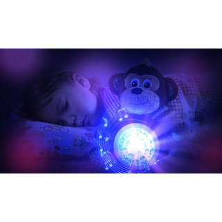Noćno svetlo Zvezdani ljubimci (Starlight pets) – Magarence, TS51885