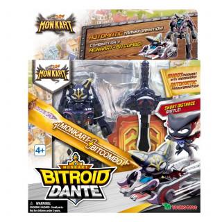 Akciona figrura Bitroid Dante Monkart MK00116
